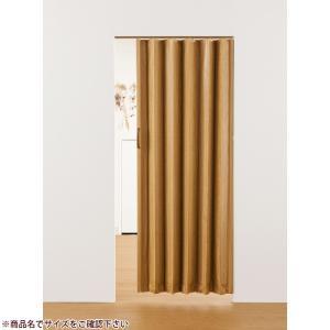 フルネス L5563_ 木目調アコーディオンドア 100×174cm(ミディアム)|tantan