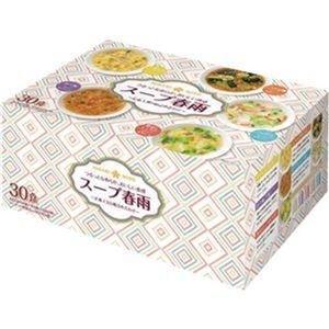 商品 即納送料無料 ds-2309492 まとめ ひかり味噌 スープ春雨定番5種詰め合わせ 30食 1パック ds2309492 ×10セット