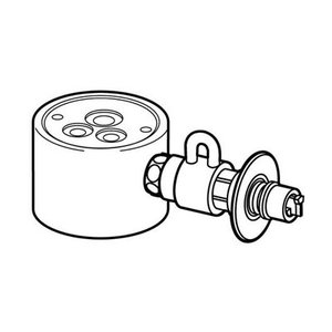 CB-SGB6 「食器洗い乾燥機用分岐水栓」