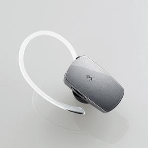 ロジテック LBT-MPHS400MSV 「Bluetooth/携帯用ヘッドセット/超小型/HS400Mシリーズ/シルバー」|tantan