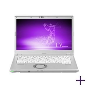ds-2327840 パナソニック Let's note LV9 法人(Corei5-10310UvPro/8GB/SSD256GB/W10P64/14.0FullHD) CF-LV9RDHVS|tantan