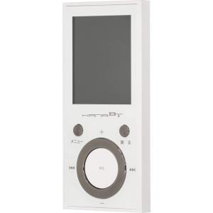 グリーンハウス GH-KANABTC16-WH MP3プレーヤー KANA Bluetooth 16GB ホワイト (GHKANABTC16WH)|tantan