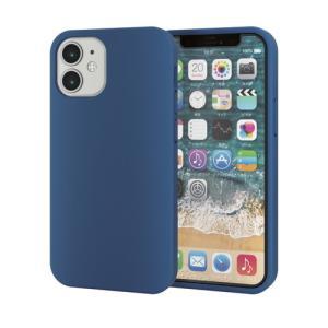 エレコム PM-A20AHV360LBU iPhone12 mini ケース カバー フルカバー ( ポリカーボネート ガラスフィルム 付属 ) 360度 全面 ブルー (PMA20AHV360LBU)|tantan