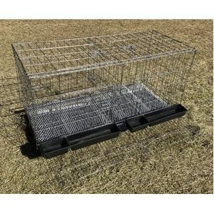 ds-2399426 大型鳥かご 烏骨鶏 鶏 バードゲージ 鳥籠【代引不可】 (ds2399426)|tantan
