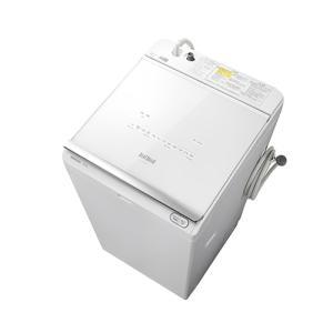 日立 BW-DX120F-W 洗濯・脱水容量12kgビートウォッシュ全自動洗濯機 ホワイト (BWDX120FW)|tantan