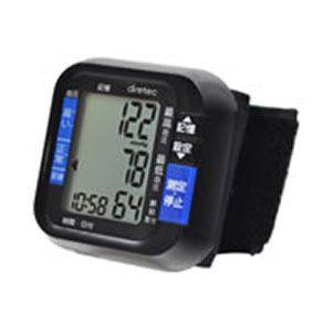 DRETEC BM-100BK 気軽に測定できるコンパクトな手首式血圧計!(ブラック) (BM100BK)|tantan