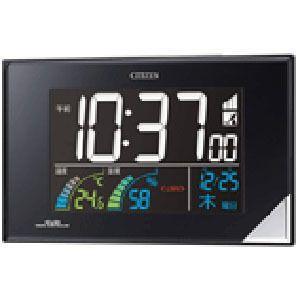 リズム時計 8RZ119-002 パルデジットネオン119 (8RZ119002)|tantan