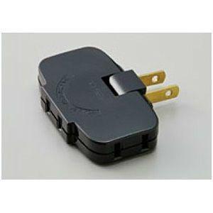 ELPA LP-A1536BK 薄型タップ 3個...の商品画像