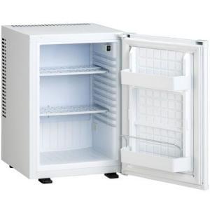 三ツ星貿易ML-640-Wペルチェ式40L冷蔵庫(ホワイト)(ML640W)
