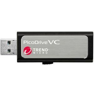 グリーンハウス GH-UF3VC1-8G ウイルスチェックUSB3.0メモリ 「ピコドライブVC」 8GB 1年間サポート版 (GHUF3VC18G)|tantan