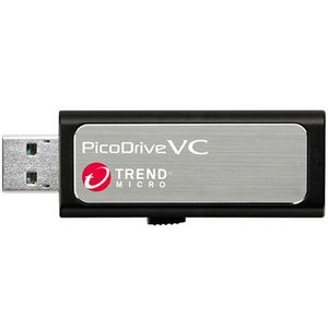 グリーンハウス GH-UF3VC3-32G ウイルスチェックUSB3.0メモリ 「ピコドライブVC」 32GB 3年間サポート版 (GHUF3VC332G)|tantan