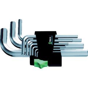 ●Wera独自のHex-Plusと呼ばれる面接触構造により、六角ねじ穴の内側を傷めず、ねじの長寿命化...
