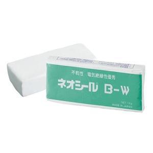 日東化成工業 75000020 ネオシール B-W(1Kg)ホワイト 一般パテ