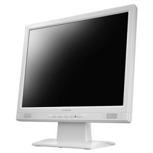 アイ・オー・データ機器 LCD-AD151SEW 「5年保証」15インチ スクエア 液晶ディスプレイ(1024x768/アナログRGB/DVI-D/ノングレア/ホワイト)|tantan