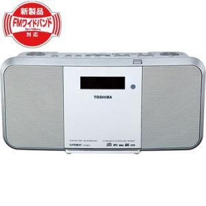 東芝 TY-CRX71-W CDもラジオもSD/USBへ録音SD/USB/CDラジオ(ホワイト) (TYCRX71W)|tantan