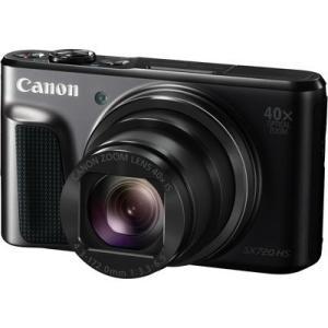 【納期目安:1週間】キヤノン PSSX720HS-BK コンパクトデジタルカメラPowerShot SX720 HS(ブラック) (PSSX720HSBK) tantan