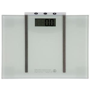 オーム電機 HB-K115-W デジタル体重体組成計 (HBK115W)|tantan