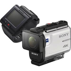 【納期目安:1週間】ソニー FDR-X3000R デジタル4Kビデオカメラレコーダー アクションカム ライブビューリモコンキット (FDRX3000R) tantan