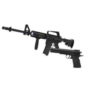 ベルソス VS-C-M4 エアガンキット M4モデル&コルトモデルセット (VSCM4) tantan