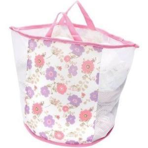 ●「ランドリーバッグ・洗濯ネット・洗濯かご」1つになったネット