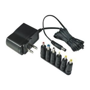 ELPA ACD-060S ACアダプター(スイッチング式) 6V (ACD060S)|tantan
