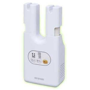 アイリスオーヤマ SD-C1-WP くつ乾燥機カ...の商品画像