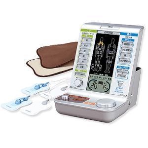 オムロン 「こり」「痛み」症状別治療を1台で実現。電気治療器 HV-F5200|tantan