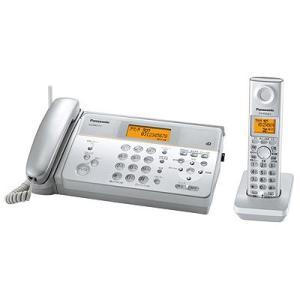 【メーカー注文品】パナソニック KX-PW211DL-S 「デジタルコードレス感熱紙ファクス(子機1台付き)」
