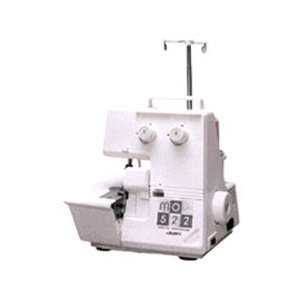 ジューキ MO-522 【代引きOK!今ならカラー糸12色セットもれなくプレゼント】1本針2本糸オーバーロックミシン[IM5] (MO522)|tantanplus