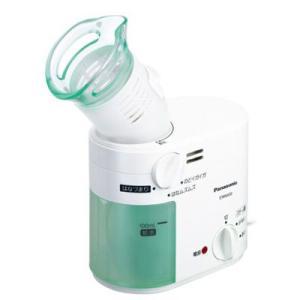 【納期目安:3週間】パナソニック EW6400P スチーム吸入器|tantanplus