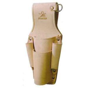 フジ矢 4952520411551 皮製ペンチドライバー2段D付 LP−6D|tantanplus