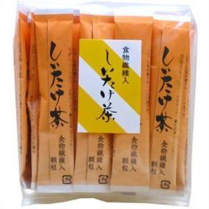 かね七 E034970H 食物繊維入りしいたけ茶 3g×30...