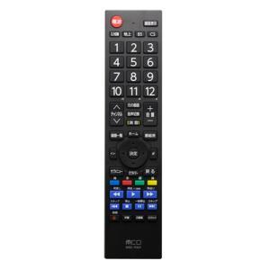 ミヨシ MRC-PA01 TV用リモコン パナソニック対応 (MRCPA01)|tantanplus