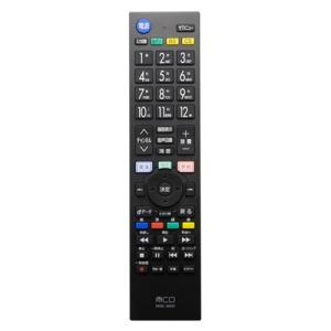 ミヨシ MRC-SH01 TV用リモコン シャープ対応 (MRCSH01)|tantanplus