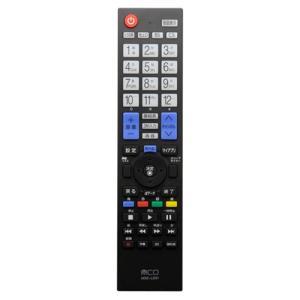 ミヨシ MRC-SN01 TV用リモコン ソニー対応 (MRCSN01)|tantanplus