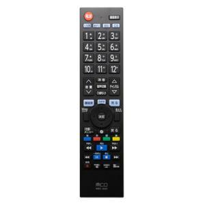 ミヨシ MRC-TS01 TV用リモコン 東芝対応 (MRCTS01)|tantanplus