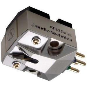 【納期目安:3週間】オーディオテクニカ AT-33SA MC型(デュアルムービングコイル)ステレオカートリッジ AT33Sa (AT33SA)|tantanplus