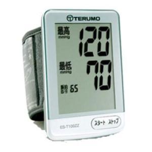 【納期目安:約10営業日】テルモ ES-T100ZZ 血圧計(手首式) (EST100ZZ)|tantanplus