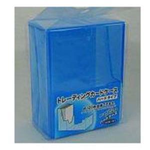 テンヨー TBX-03 トレーディングカードケース スモークブルー スモークブルー (TBX03)|tantanplus