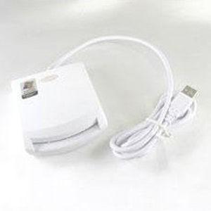 変換名人 USB2-ICCR 【メール便での発送商品】 接触型ICカードリーダー (USB2ICCR)|tantanplus