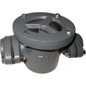 東邦工業 S-40_ TB式FC製砂取器40 (S40_)|tantanplus