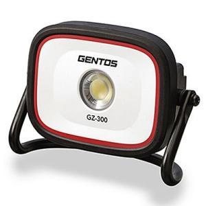 GENTOS GZ-300 コンパクト投光器ハイブリッドモデル (GZ300)|tantanplus
