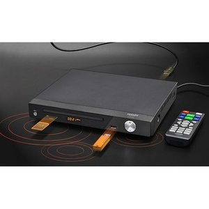 ベルソス VS-DD202 据置DVDプレーヤー(AV/HDMIケーブルタイプ) (ブラック)|tantanplus