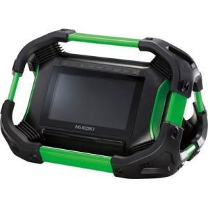 HIKOKI(日立工機) UR18DSML(NN) 8インチコードレスラジオ付テレビ(充電器・蓄電池は別売りです。) tantanplus