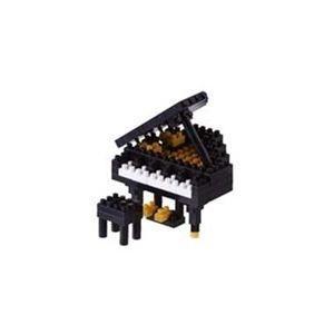 ds-1388812 nanoblock(ナノブロック) カワダ NBC_146 グランドピアノ(リニューアル) (ds1388812)|tantanplus