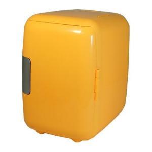 RAMASU RA-MR4-OR ポータブル冷温庫4L(オレンジ) (RAMR4OR)|tantanplus