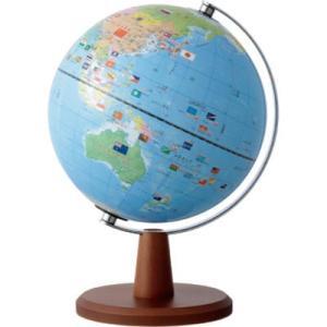 【納期目安:2週間】レイメイ藤井 OYV221 球径20cm 国旗・よみがな付き地球儀