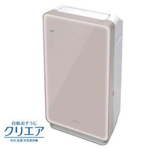 日立 EP-TG60-N フィルター自動掃除機能付き 加湿空気清浄機 (30畳用)(シャンパン) (EPTG60N)|tantanplus