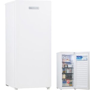 ハイアール JF-NUF138B-W 138L 1ドア冷凍庫(ホワイト)(新製品) (JFNUF138BW)|tantanplus