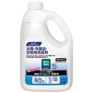 ds-2158254 (まとめ) 花王 リセッシュ除菌EX 消臭ストロング業務用 2L【×5セット】 (ds2158254) tantanplus